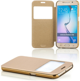 Samsung galaxy s6 guld cover / skydd / skal med di