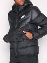 Nike Sportswear M Nsw Dwn Fill Wr Jkt Hd Takit Black