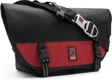 Chrome Mini Metro Messenger Bag black/red 2020 Axelremsväskor