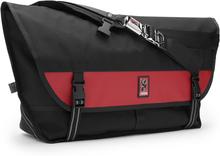Chrome Citizen Messenger Bag black/red 2020 Axelremsväskor