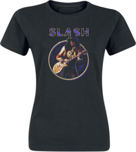 Slash - Slash -T-skjorte - svart
