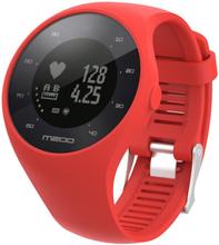 Polar M200 klokkereim laget av silikon - Rød