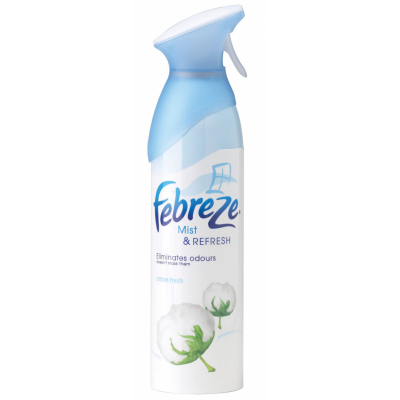 Febreze Air Effects Spray Baumwollfrisch 300 ml
