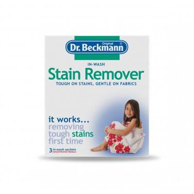 Dr. Beckmann Stain Remover 3 x 40 g