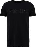 True Religion NIETEN Tshirt med tryck black