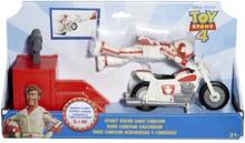 Mattel Toy Story 4, figur - Stunt Racer Duke Caboom