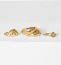 NLY Accessories Chunky Ring Set