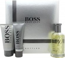 Hugo Boss Boss Bottled Lahjasetti 100ml EDT + 50ml Suihkugeeli + 75ml Partabalsami