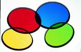 Falconeyes raster+färgade filter för ss blixtar