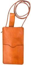 P.A.P Klippan Leather iPhone Plus Cover Brun