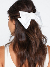 NLY Accessories Luxe Bow Hair Clip Håraccessoarer