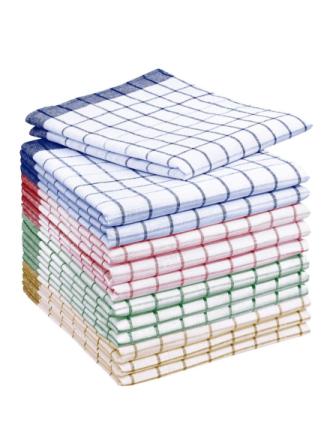 Kjøkkenhåndklær HSP Hanseshopping flerfarget