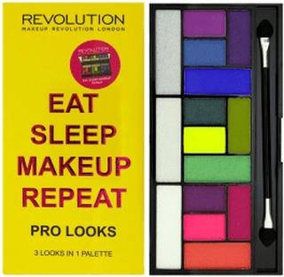 Makeup revolution eat sleep makeup repeat palette