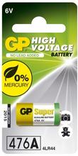 GP BATTERIES GP 476A-C1 / 4LR44 / Px28A 4891199003769 Replace: N/AGP BATTERIES GP 476A-C1 / 4LR44 / Px28A