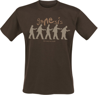 Genesis - The Way We Walk - T-shirt - brun