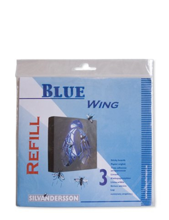 Blue Wing Refill