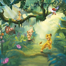 Komar Fototapet Lion King Jungle 368x254 cm