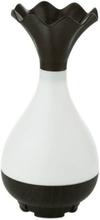 eStore Jade Bottle aromaterapi luftfuktare och lampa - Mörkträ
