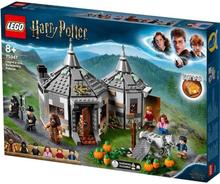 LEGO , Harry Potter - Hagrids stuga: Rädda Buckbeak