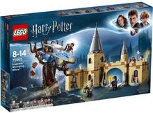 LEGO , Harry Potter - Piskande pilträdet vid Hogwarts