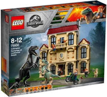 LEGO Jurassic World - Indoraptor attacken mot Lockwood Estate