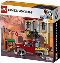 LEGO Overwatch, - Uppgörelse i Dorado