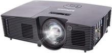 Projector IN116xv - DLP-projektor - bærbar - 3D - 1280 x 800 - 3400 ANSI lumens