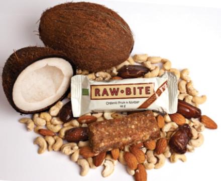 Raw Food Bar - RawBite Kokos
