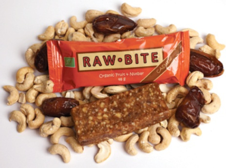 Raw Food Bar - RawBite Cashew
