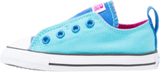Converse CHUCK TAYLOR ALL STAR Slipins fresh cyan/