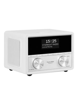 Digit 80 - DAB/DAB+/AM/FM - Stereo - Hvid