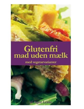 Glutenfri mad uden mælk bog.