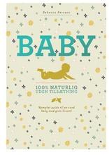 BABY 100% naturlig uden tilsætning bog.