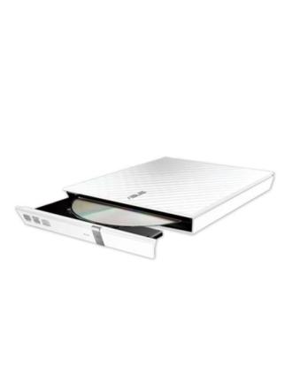 SDRW-08D2S-U Lite - DVD-RW (Brænder) - USB 2.0 - Hvid