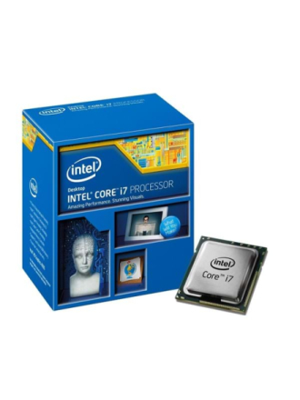 Core i7-6800K Broadwell-E CPU - 3.4 GHz - LGA2011-V3 - 6 kerner - Boxed