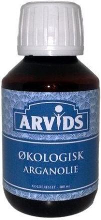 Arvids Argan olie Økologisk, 100ml. - REN Velvære