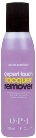 OPI Expert Touch Lacquer Remover, 120ml.
