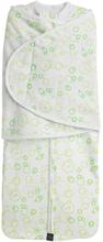 Mum2Mum Babyfilt Dream Swaddle grön large 72x28 cm 16235