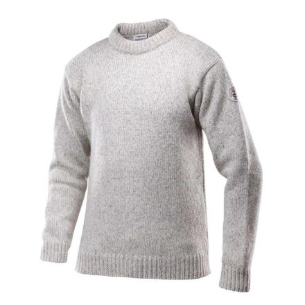 Devold Nansen Sweater Herr Tröja Grå XS