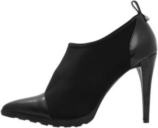 Calvin Klein MADEIRA Højhælede støvletter black