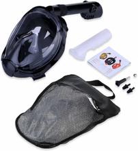 eStore Helmask cyklop och snorkel med GoPro fäste - L/XL