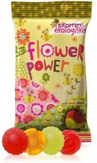 Vingummi Flower Power Ø, 80 g