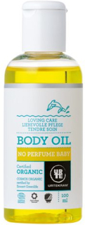 Baby body olie No perfume, 100 ml