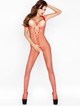 Sexy Fish Net Lace Bodystocking