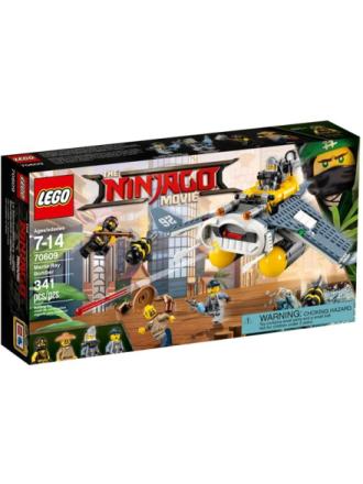 Ninjago Manta Ray Bomber - 70609 - Proshop