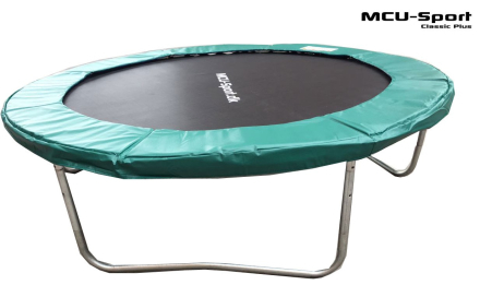 MCU-Sport Classic Plus 2,44m Trampolin