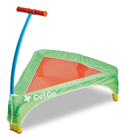 GetGo Foldbar Junior Trampolin
