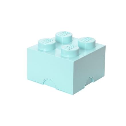 Lego Klods til opbevaring Aqua - Only4kids