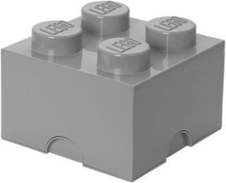 Lego Klods til opbevaring Stengrå