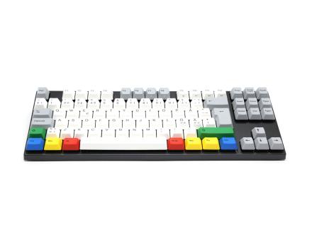 VA88M RGBK PBT White LED [MX Silver]